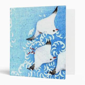 Asian Sea Birds Binder