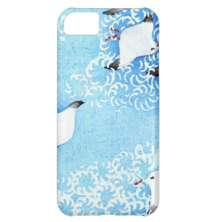 Asian Sea Birds Case For iPhone 5C