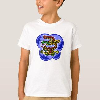 Asian Serpant Dragon T-Shirt