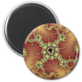Asian Spider - Fractal Magnet
