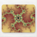 Asian Spider - Fractal Mousepad
