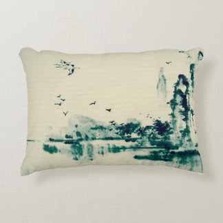 Asian style pillow, Chinese style pillow