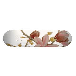 Asian Summer Skateboard