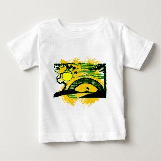 Asian Sunset Baby T-Shirt