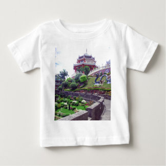 Asian Taoist temple Baby T-Shirt