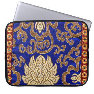 Asian Tapestry notebook sleeve Laptop Sleeves
