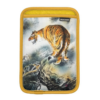 Asian Tiger Sleeve For iPad Mini