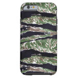 Asian Tiger Stripe Camouflage iPhone 6 Case