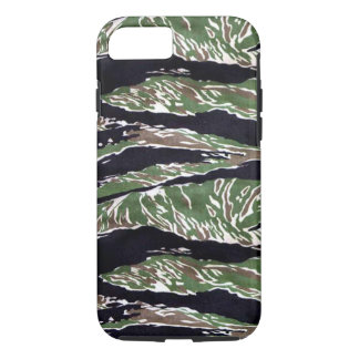 Asian Tiger Stripe Camouflage iPhone 7 Case