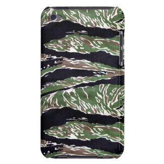 Asian Tiger Stripe Camouflage iPod Case-Mate Case