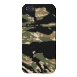 Asian Tiger Stripe iPhone 4 Case