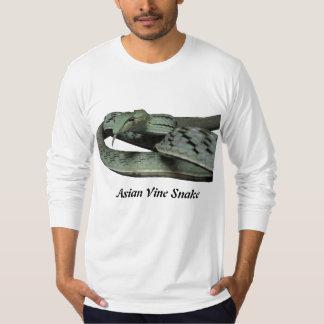 Asian Vine Snake American Apparel Long Sleeve T-Shirt