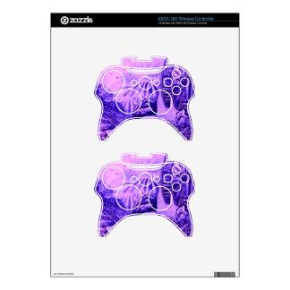 Asian Wallpaper,pink,blue Xbox 360 Controller Skins