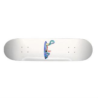 Asian Water Dragon Skateboard