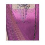 Asian Wedding Sari Memo Pads