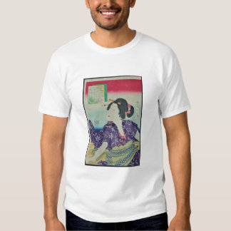 Asian Woman Shirt