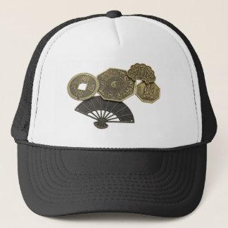 AsianCoins062109 Trucker Hat