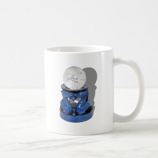AsianDragonCrystalBall062210Shadow Mugs