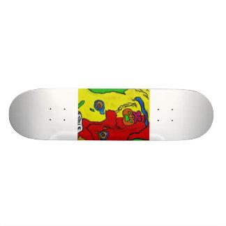 Asia's Skateboard