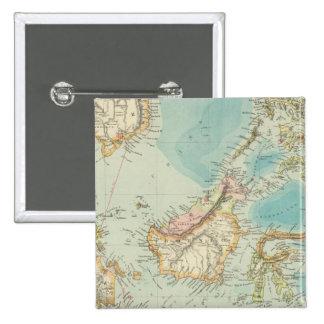 Asiatic Archipelago 2 Pins
