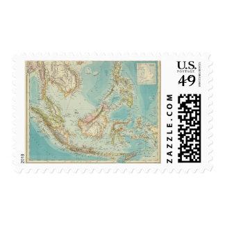 Asiatic Archipelago 2 Postage