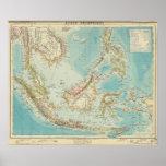 Asiatic Archipelago 2 Print