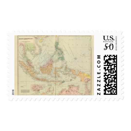 Asiatic Archipelago 3 Postage