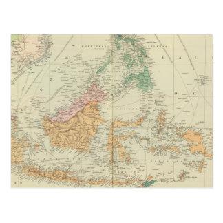 Asiatic Archipelago 3 Postcard