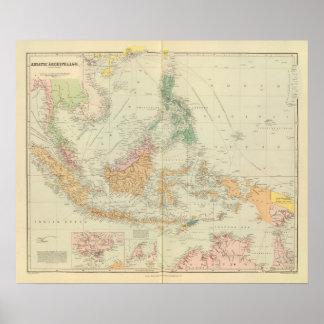 Asiatic Archipelago 3 Poster