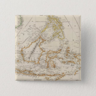Asiatic Archipelago Button