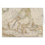 Asiatic Archipelago Card