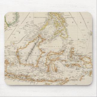Asiatic Archipelago Mouse Pad