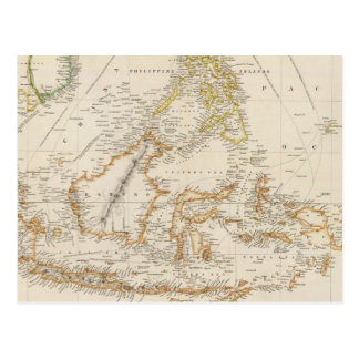 Asiatic Archipelago Postcard