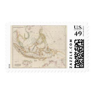 Asiatic Archipelago Stamp