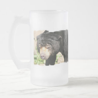 Asiatic Bear Frosted Mug