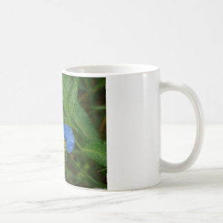 Asiatic Dayflower Blue WIldflower Apparel Gifts Mugs
