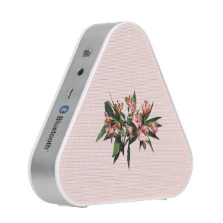 Asiatic Lilies and Leaves Bluetooth Speaker