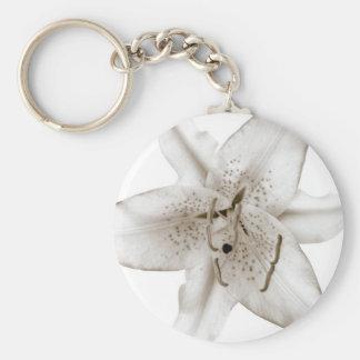 Asiatic Lily Keychain