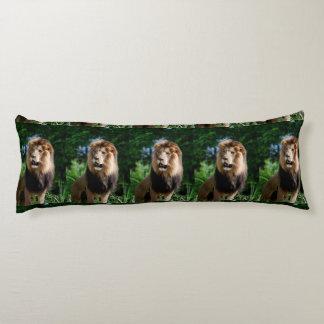 Asiatic Lion of Iran Body Pillow