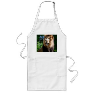 Asiatic Lion of Iran Long Apron