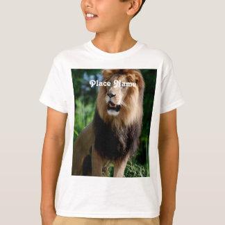 Asiatic Lion of Iran T-Shirt