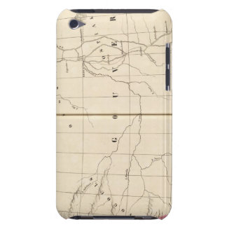 Asiatic Russia, Asia 12 iPod Touch Cover