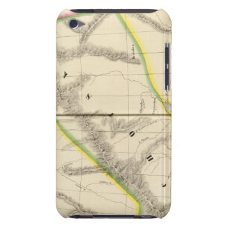 Asiatic Russia, Asia 18 Barely There iPod Cover