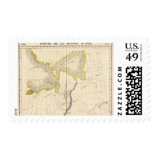 Asiatic Russia, Asia 5 Stamp
