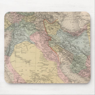 Asiatic Turkey and Persia Mouse Pad