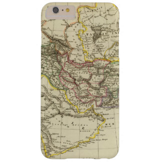 Asiatic Turkey, Persia, Afghanistan Barely There iPhone 6 Plus Case
