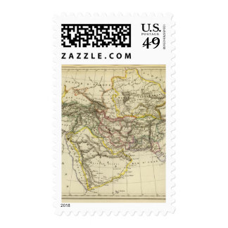 Asiatic Turkey, Persia, Afghanistan Postage Stamps