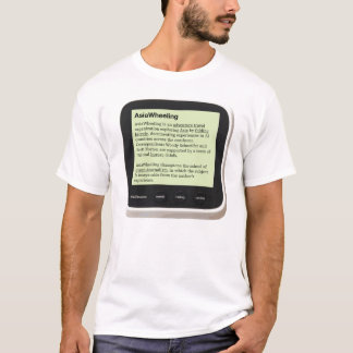 AsiaWheeling WikiReader Shirt