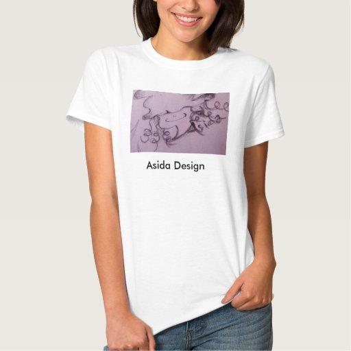 Asida's T shirt