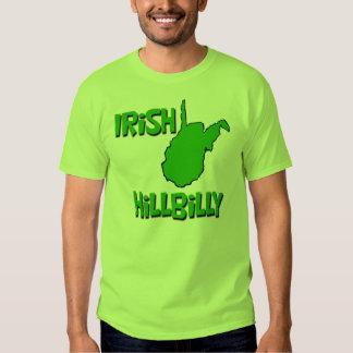 Asiduo irlandés del HIllbilly Remera